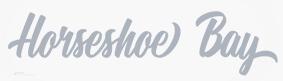 horeshoe bay - logo